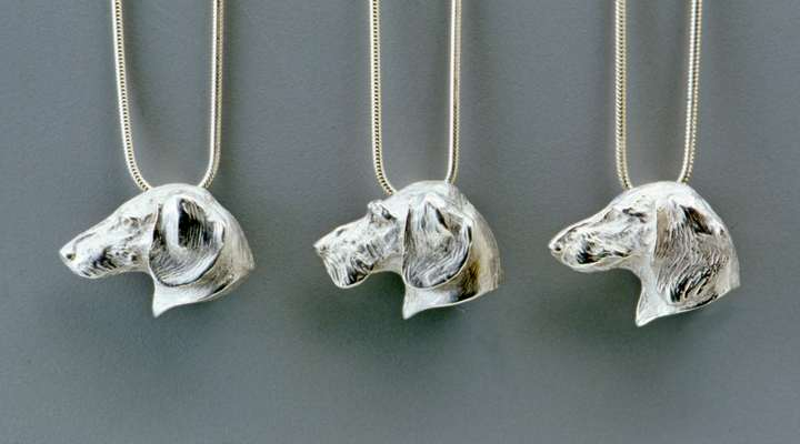 Finely created Stering Silver and 14K Gold Jewelry by Joy Beckner